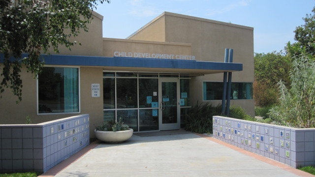 Cuyamaca College's Child Development Center
