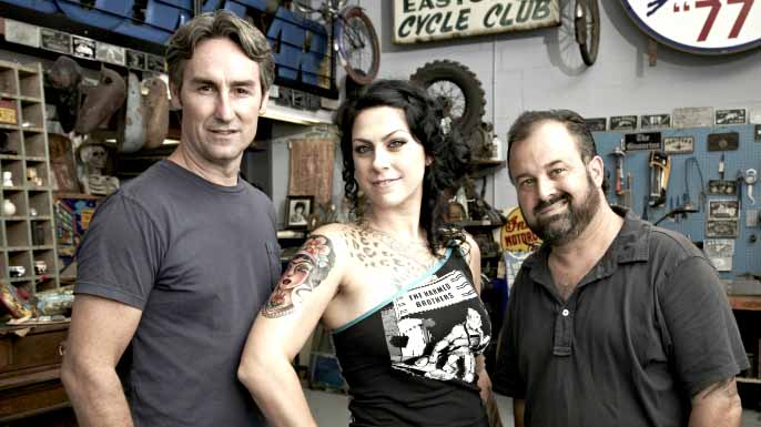 gay or not 39 american pickers 39 coming to california s d. Black Bedroom Furniture Sets. Home Design Ideas