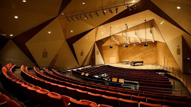 Conrad Prebys Concert Hall