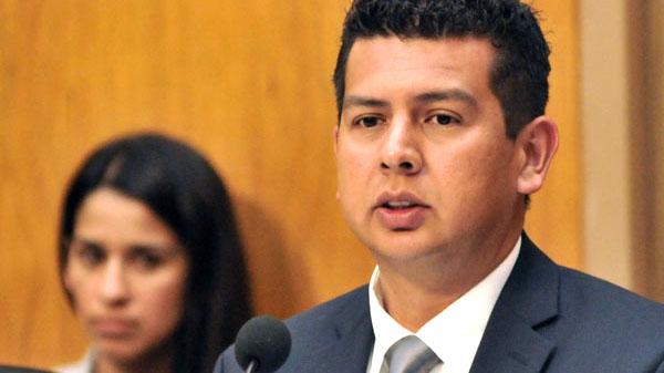 Councilman David Alvarez. Photo by Chris Stone
