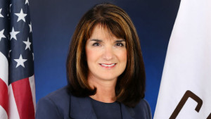 Diane Harkey. Official state photo