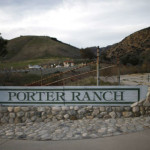 Porter Ranch sign