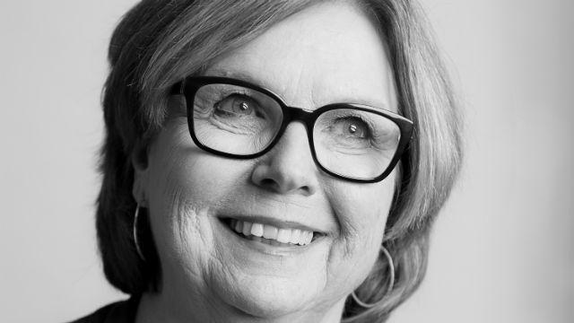 Long-time San Diego Ad Club executive director Sheila Fox.