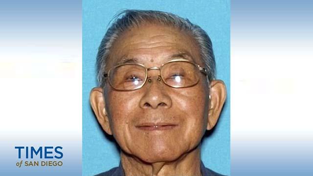 Toshio Akita. Photo via San Diego County Sheriff's Department
