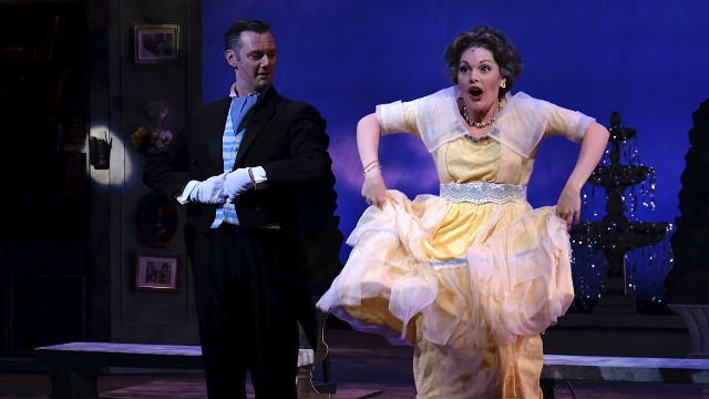 "A scene from ""The Drowsey Chaperone"" at San Diego State University."