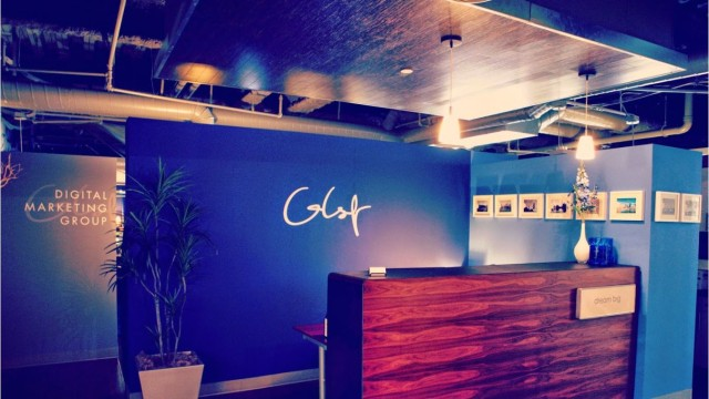 Lobby of Geary LSF in downtown San Diego.