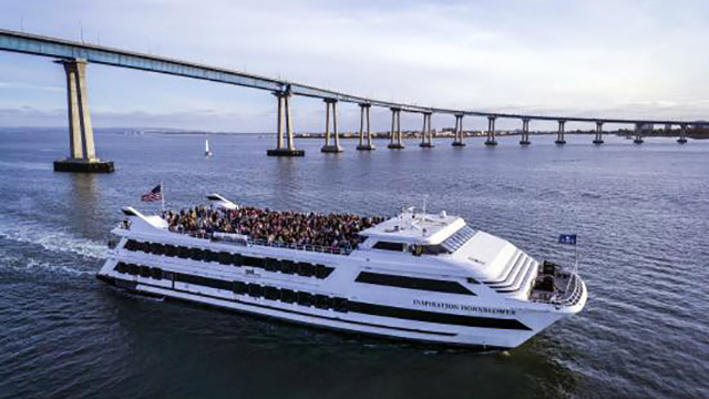 ModernDay Pirate Gets Year Term For Hornblower Joyride Times - Cruise ships in san diego
