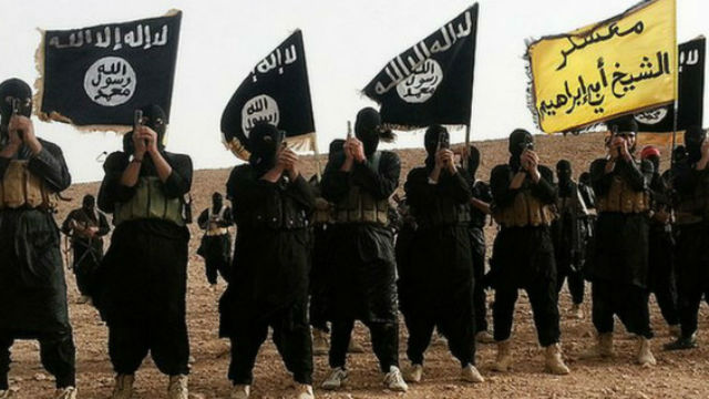 ISIS fighters in Iraq. Courtesy of Iraqi government