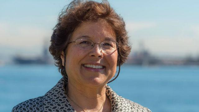 Independent mayoral candidate Lori Saldana. Campaign photo