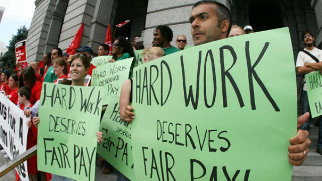 Minimum Wage Featured