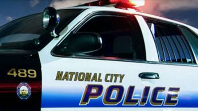 A National City Police cruiser. Image from city website