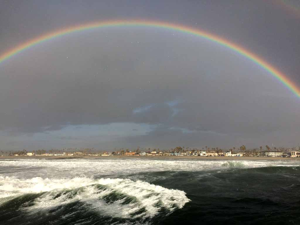 how to get to rainbows end from auckland city