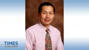 Dr. Kang Zhang of UCSD School of Medicine. Photo via ucsdnews.ucsd.edu