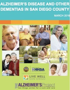 March 2016 report on Alzheimer's Project.