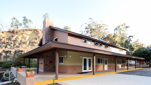 Girl Scouts Lodge in Balboa Park. Courtesy photo