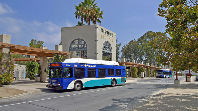 Courtesy of North County Transit District