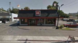Jack in the Box on Woodside Avenue in Lakeside. Photo via Google maps