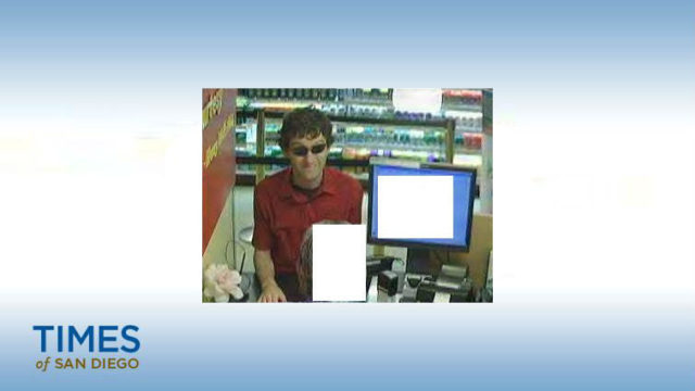 "The ""hipster bandit"" attempts to rob banks. Photo Credit: FBI"