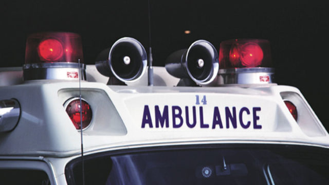 Ambulance. Photo Credit: Scott Sanchez on Wikimedia Commons