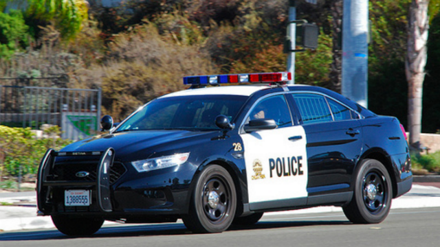 Chula Vista police cruiser. Photo Credit: So Cal Metro Flickr.