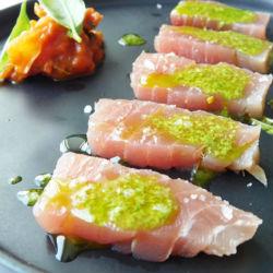 Sushi at Crudo