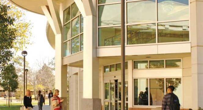 Grossmont College scene from homepage.