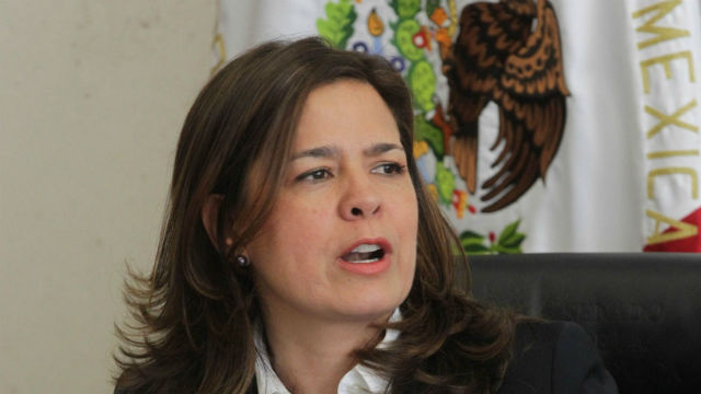 Diplomat Marcela Celorio is the new Mexican consul general in San Diego.