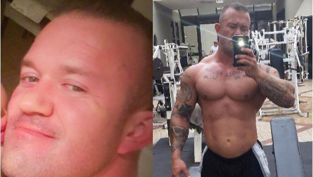 Photos of Raymond McLeod. Courtesy San Diego Police Department
