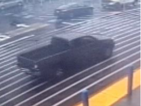 A vehicle belonging to two suspects believe to have stolen credit cards. Courtesy of San Diego County Crime Stoppers