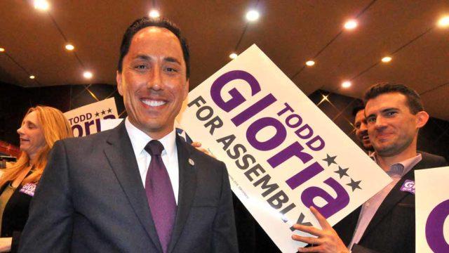 Todd Gloria.