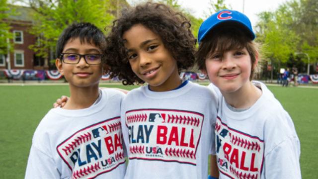 Photo courtesy Major League Baseball