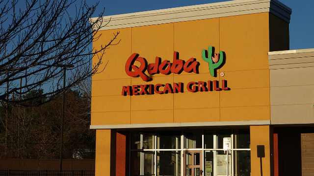 A Qdoba restaurant in Massachusetts. Photo via Wikimedia Commons