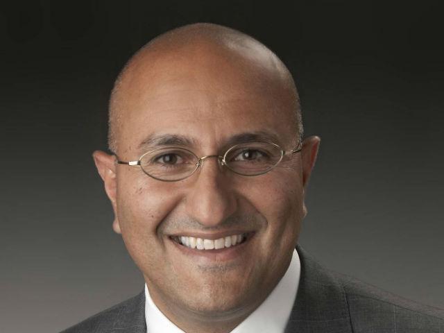 Sam Attisha, Cox Communications regional manager for California.