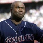 Tony Gwynn in Padres uniform