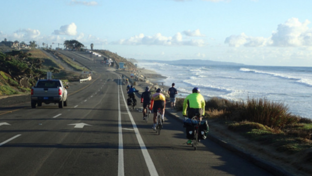Photo courtesy of San Diego Bike Coalition.