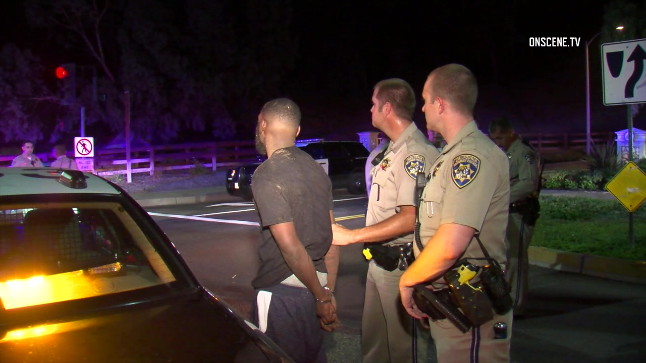 Serial Burglary Suspects Arrested After Spike Strip Stops ...