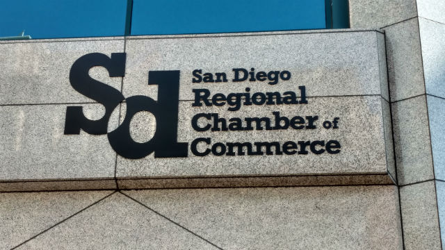 San Diego Regional Chamber of Commerce.