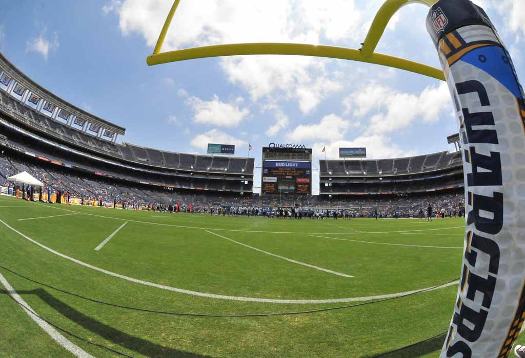 Developer Manchester Proposes Renovating Qualcomm for New ... Qualcomm Stadium Chargers