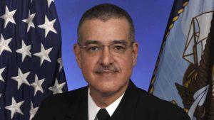 Capt. Jose Acosta of Naval Medical Center San Diego. Photo via U.S. Navy