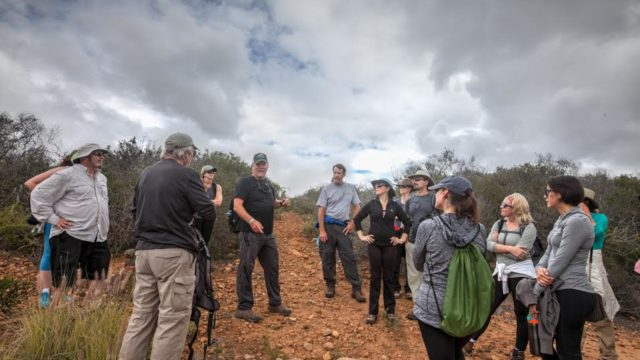 "Popular ""Trails and Ales"" hiking program. Photo Credit: Richard Murphy."