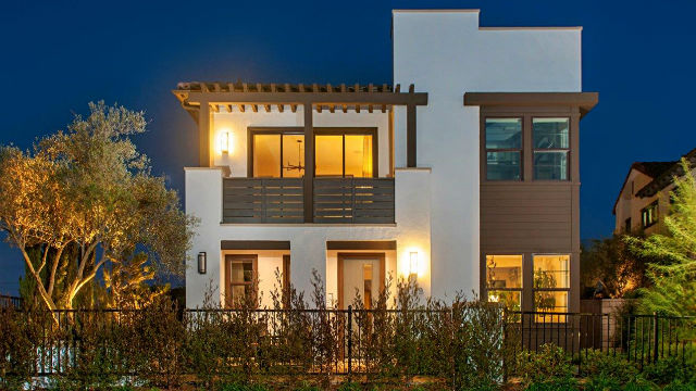 Pardee Development Attracts Home Buyers with Contemporary Design ...