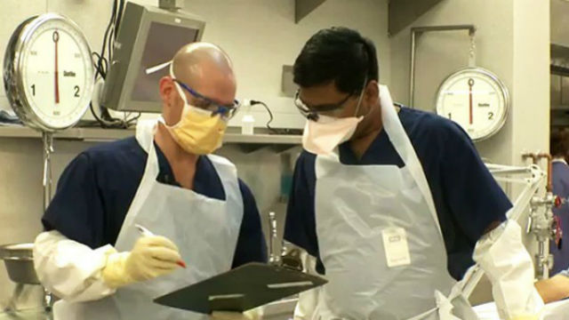 Medical Examiners in San Diego County. Image via County News Center.