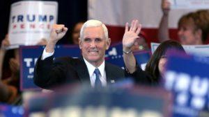 Mike Pence. Photo via Wikimedia Commons