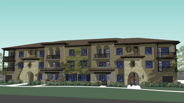 Apartment project moving forward in gentrifying chula for Stone creek development