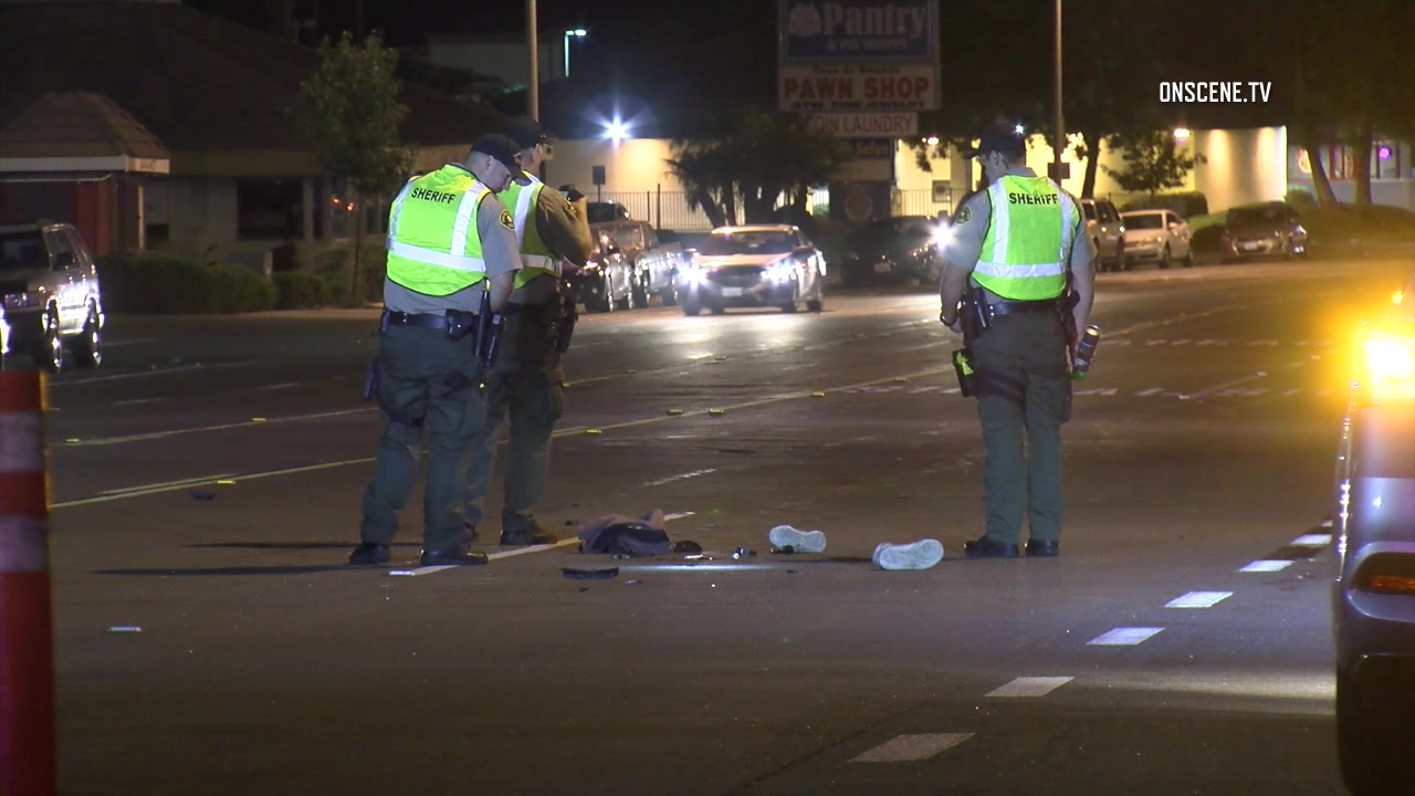 Santa Fe News >> Pedestrian Seriously Injured in Vista Hit-and-Run Crash - Times of San Diego