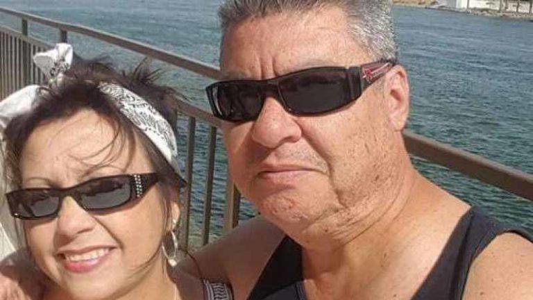AnnaMarie and Cruz Contreras were among bridge victims. Photo via GoFundMe