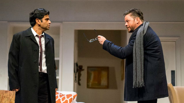 "A scene from ""Disgraced"" at the San Diego Rep."