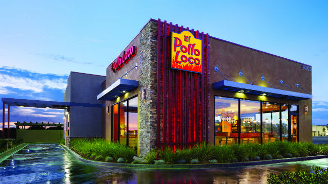An El Pollo Loco restaurant. Courtesy of the company