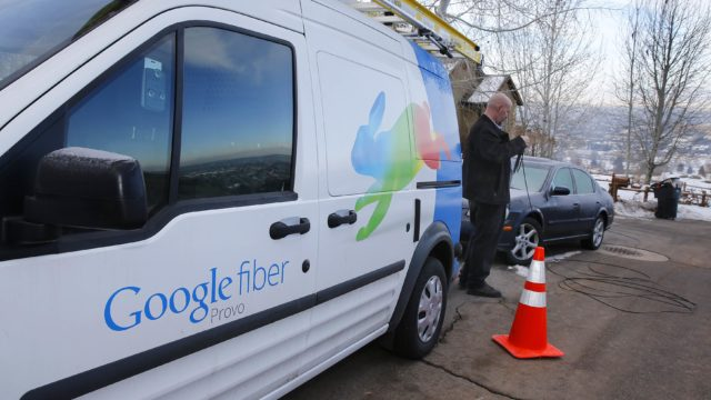 Google Halting Rollout of Fiber Internet in San Diego, Other