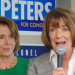 Susan Davis with Nancy Pelosi
